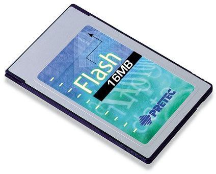 Pretec 16MB Linear Flash Card, Series II