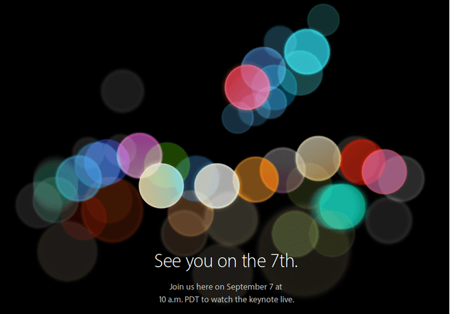 Apple aankodiging event