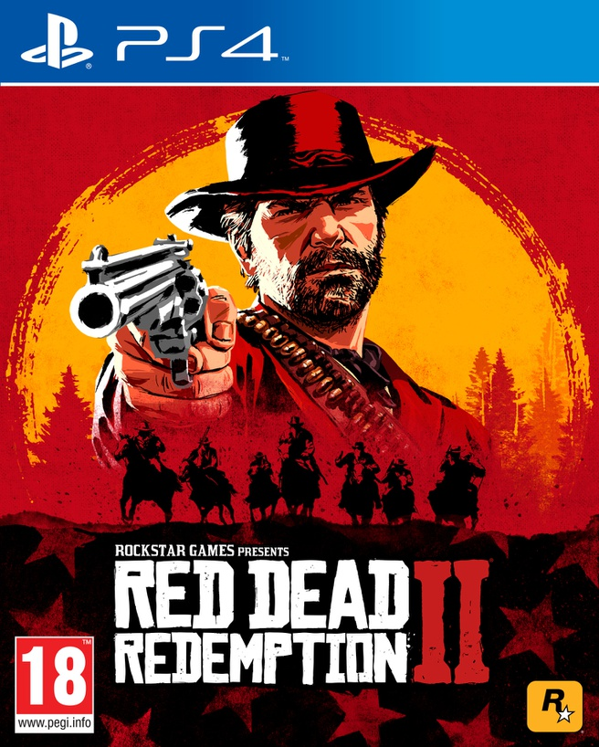 Red Dead Redemption 2, PlayStation 4