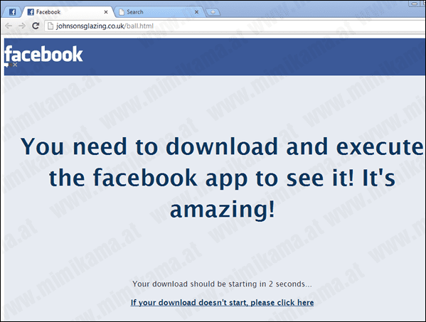 Nep Facebook app downloaden