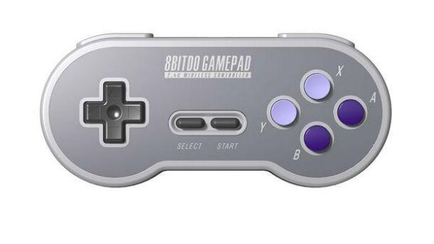 8bitdo SNES Classic Mini controller