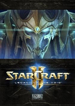 StarCraft II: Legacy of the Void box art