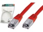 Goedkoopste Digitus Patch Cable, SFTP, CAT5E, 0.5M Rood