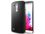Goedkoopste Spigen Case Ultra Fit LG G3 SGP10859 (smooth black) (G3) Zwart