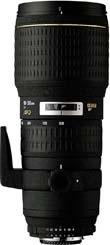 Sigma 100-300mm F4.0 EX DG APO IF HSM (Canon)