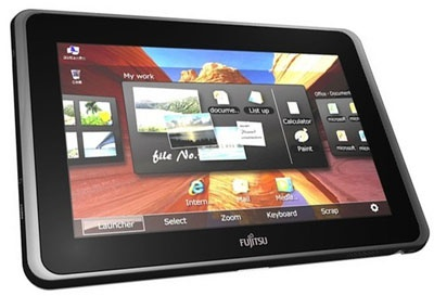 Fujitsu Windows 7-tablet