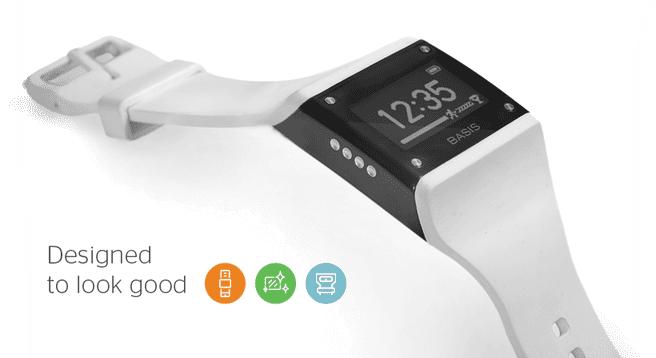 Basis smartwatch