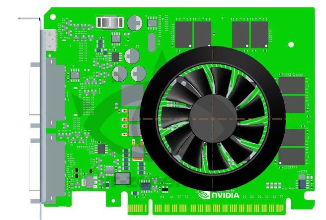 Nvidia GK107-pcb