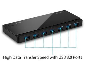 TP-Link USB 3.0 Hub met 7 aansluitingen UH700