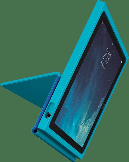 Logitech Blok Beschermende Case Voor Ipad Air 2 Blauw