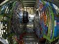 LHC - CMS-detector