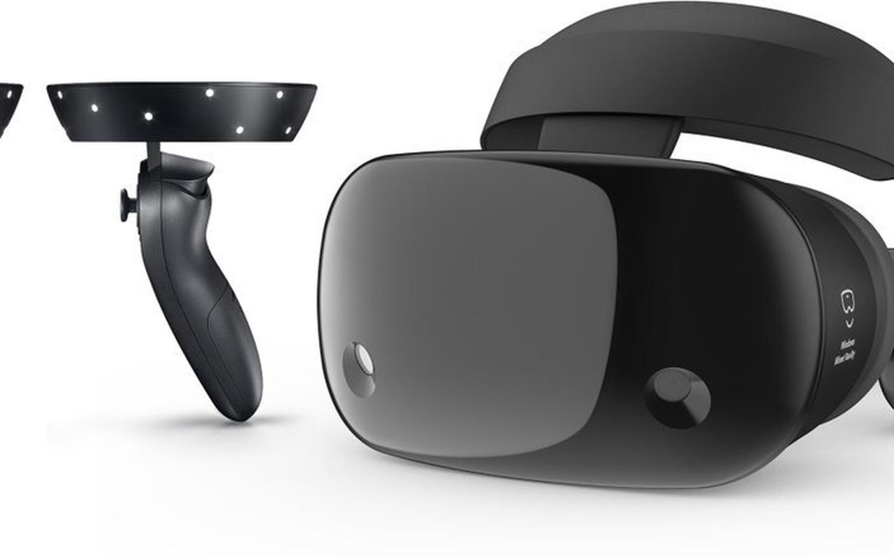 Samsung Windows Mixed Reality-bril