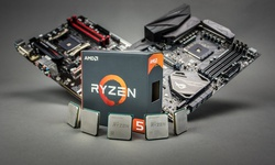 Ryzen 5: 1600X en 1500X Review