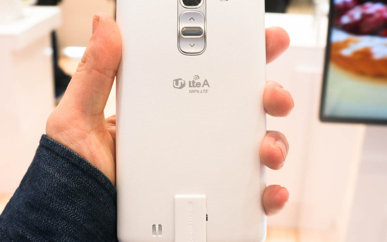 LG G Pro 2 Preview