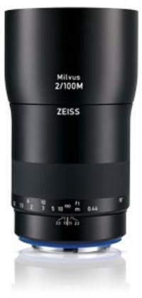 Carl Zeiss Milvus 2.0/100M