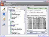 Crap Cleaner 1.30.310 screenshot (resized)