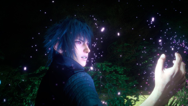 Final Fantasy XV, Day One Edition, PS4