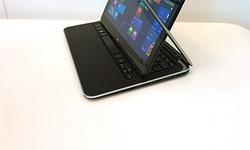 Dell XPS 12: kantelbaar scherm, poging twee