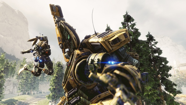Titanfall 2, PlayStation 4