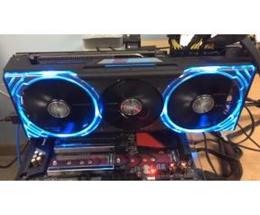 Sapphire Nitro RX Vega 64