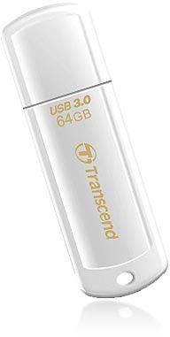 Transcend 730 USB 3.0 64GB Wit