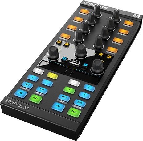 Native Instruments Traktor Kontrol X1 MK2 MIDI controller