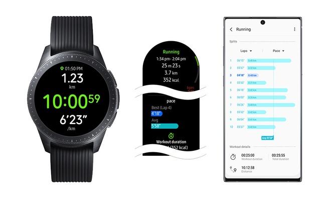 Samsung Galaxy Watch-update