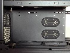 Thermaltake Core X9 omhulling 2e voedingplek