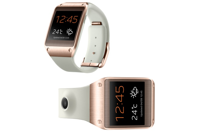 Samsung Galaxy Gear Goud