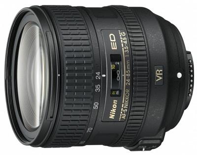 Nikkor 24-85mm VR
