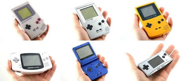 Game Boy-lijn