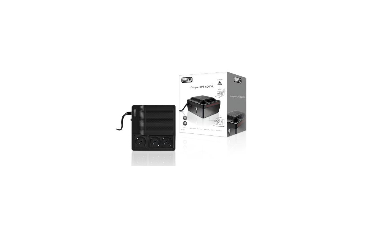 Sweex Compact UPS 600 VA