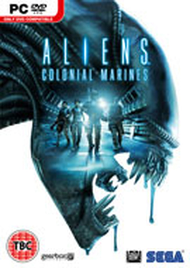 Box Aliens Colonial Marines