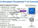 Broadwell Thunderbolt slides