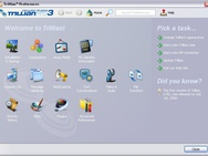Trillian Pro 3.0 screenshot