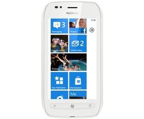 Nokia Lumia 710 Wit