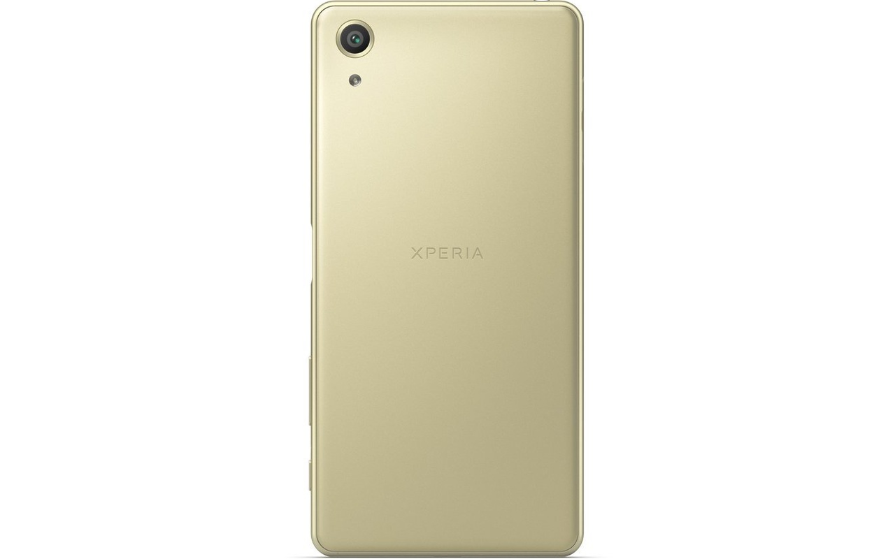 Sony Xperia X Performance Groen