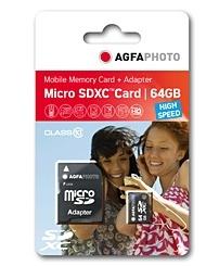 Agfaphoto 64GB MicroSDXC