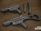 PUBG - Weapon: MP5K