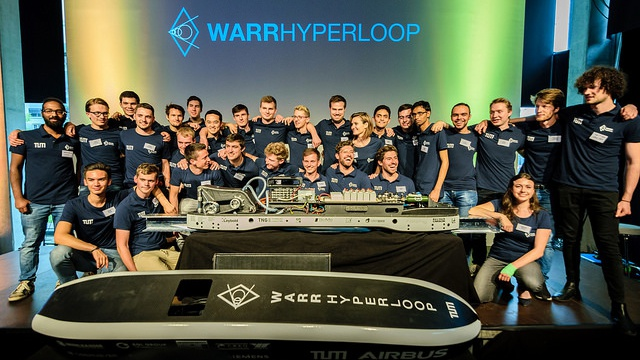Hyperloop Warr