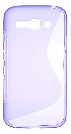 Kees S-line Gel Hoesje Alcatel One Touch Pop C9 - Paars