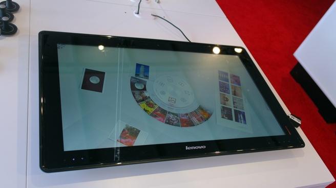 Lenovo Ideapad Horizon Table PC CES 2013