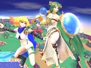 Speel Super Smash Bros. for Wii U
