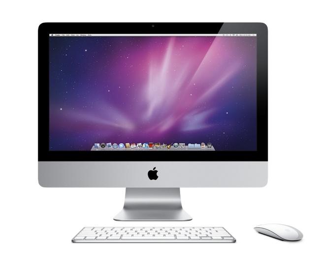 """Apple iMac 21,5"""" 2.7 GHz (mid 2011)"""
