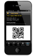 Pathé iPhone-app