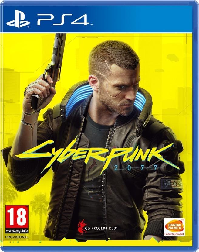 Cyberpunk 2077, PS4