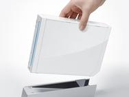 Nintendo Wii met stand