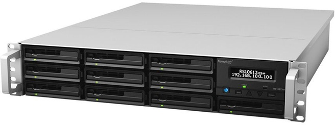 Synology RackStation RS10613xs+