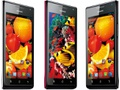 Huawei Ascend P1 S-smartphone met Android