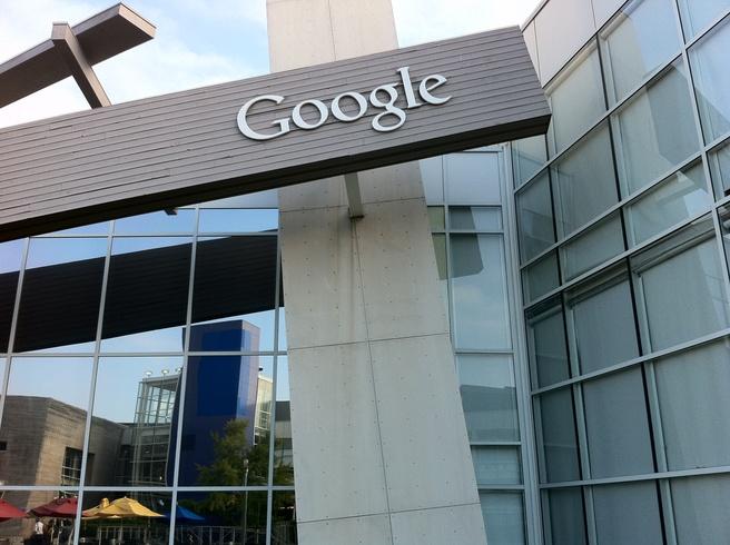 Google-gebouw